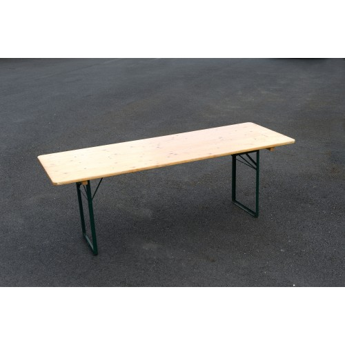 Table rectangulaire 8 personnes