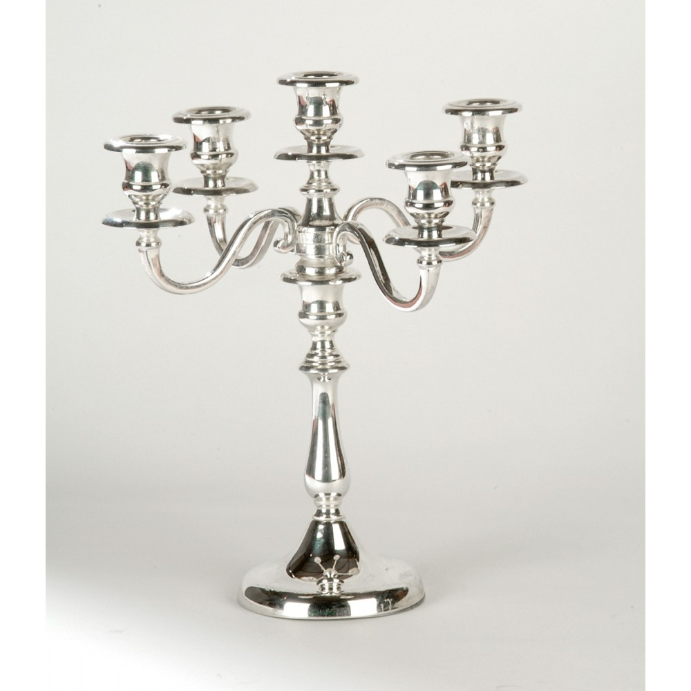 Chandelier mtal argent 5 branches arubaitofo Image collections