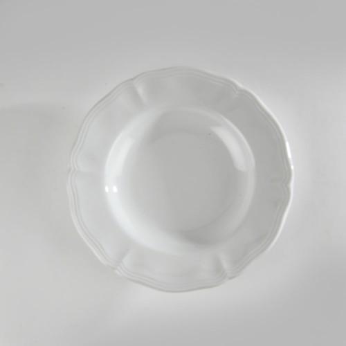 Assiette creuse Louis XV