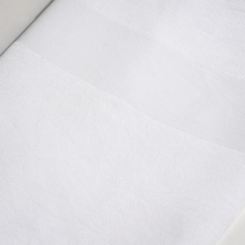 Serviette tissus blanche