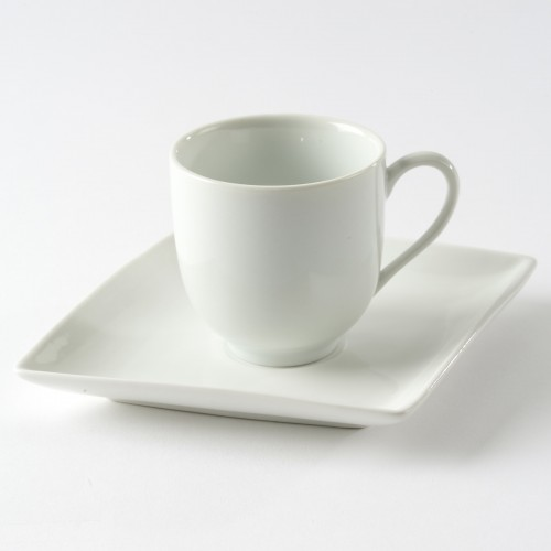 Tasse carrée