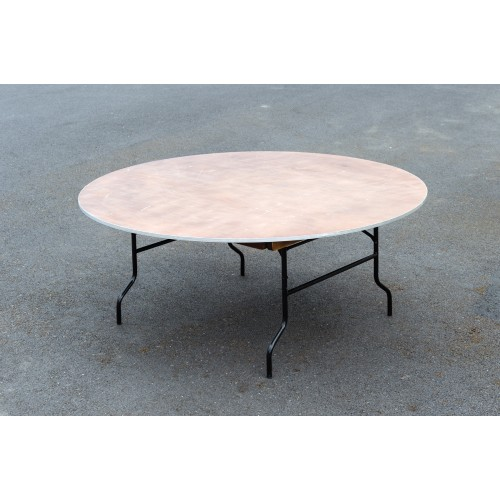 Table honneur ronde